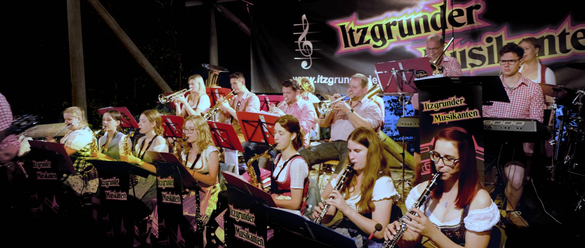 Itzgrunder Musikanten - Showband